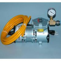 Continuous Duty Diaphragm Pump 0.9 CFM 110 VAC