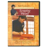 Scraping Wood with Rob Cosman DVD