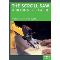 The Scroll Saw A Beginner's Guide  DVD