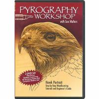 Pyrography Workshop w/ Sue Walters 2 DVD Set