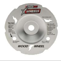 Roto Zip Wood X-Wheel