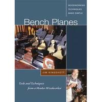 Bench Planes Tools and Techniques from a Master Woodworker (DVD)