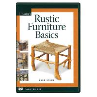 Rustic Furniture Basics - DVD