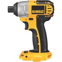 DeWalt 18V Cordless Impact Driver - Tool Only 1/4
