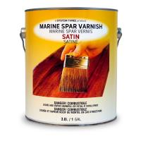 System Three Spar Urethane Satin Gallon