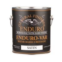 General Finishes Enduro-var Top Coat Satin Gallon