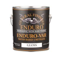 General Finishes Enduro-var Top Coat Gloss Gallon