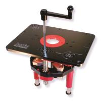 JessEm Mast-R-Lift II Router Lift With 9-1/4