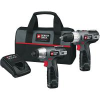 Porter-Cable 12 V Max Compact Lithium 2-Tool Kit