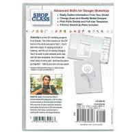 SketchUp for Woodworkers DVD Part 2 Advanced Techniques