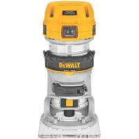 DeWalt Variable Speed Compact Router with LEDs 1.25 HP Model DWP611