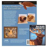 The Best of Scroll Saw Wildlife Projects