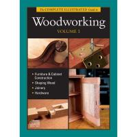 The Complete Illustrated Guide to Woodworking Volume 1 - CD-ROM