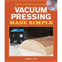 Vacuum Pressing Made Simple Book with DVD