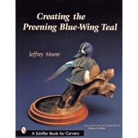 Creating the Preening Blue-Wing Teal