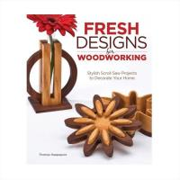Fresh Designs for Woodworking Stylish Scroll Saw Projects to Decorate