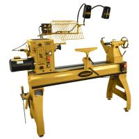Powermatic Lathe with Lamp Kit Model 4224B