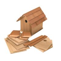 Barn Birdhouse Kit