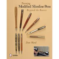 Turning Modified Slimline Pens Beyond the Basics