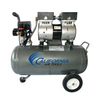 California Air Tools 6310 Ultra Quiet and Oil-Free 1 HP 6.3 Gal. Air C