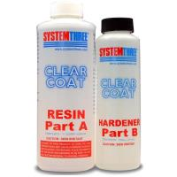 System Three ClearCoat 3 Gal. Kit