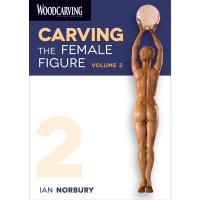 Carving the Female Figure Volume 2 DVD