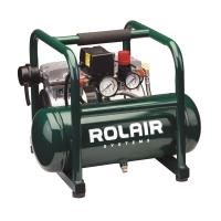 Rolair JC10 - 1HP Oil Less 2.5 Gallon Air Compressor