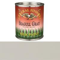 General Finishes Seagull Gray Milk Paint Pint