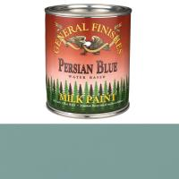 General Finishes Persian Blue Milk Paint Pint