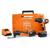 Fein 14.4V Li-Ion MultiMaster and Hammer Drill Renovation Kit