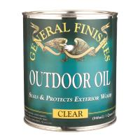 Outdoor Oil Finish Quart