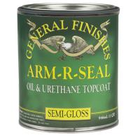 Arm R Seal Top Coat Semi-Gloss Quart