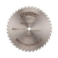 Forrest WW10407125 Woodworker II Carbide Tipped Circular Saw Blade 10
