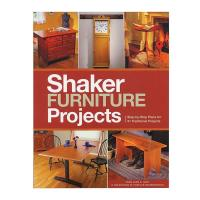 Shaker Furniture Projects