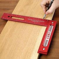 Woodpeckers Precision Woodworking Square 300mm