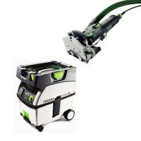 Festool DF 500 Q Domino   CT Midi Dust Extractor Package