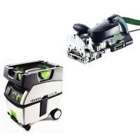 Festool DF 700 Q Domino   CT Midi Dust Extractor Package