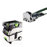 Festool DF 500 Q Domino Set   CT Midi Dust Extractor Package