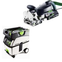 Festool DF 700 Q Domino Set   CT Midi Dust Extractor Package