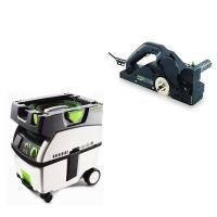 Festool  HL 850 Planer  CT Midi Dust Extractor Package