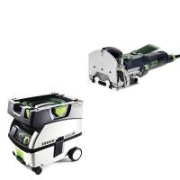 Festool DF 500 Q Domino   CT Mini Dust Extractor Package