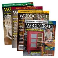 Woodcraft Magazine 2 Year International Print Subscription