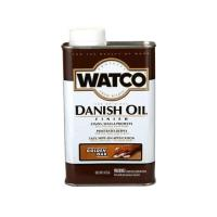 Watco Danish Oil, Golden Oak, Pint