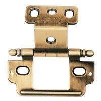 Amerock Antique Cabinet Hinge, Partial Wrap