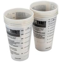 Mixing Cups, Graduated, 14 -oz, 10 piece