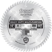 "Freud LU82M010 Circular Saw Blade 10"" X 5/8"" Bore X 60  Tooth TCG"