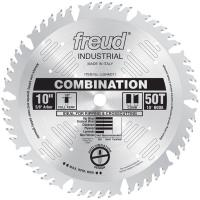 "Freud LU84M011 Circular Saw Blade 10"" x 5/8"" Bore x 50 Tooth Combination"