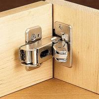 Blum Clip Top Hinge w/cam Plate, 170 Degrees Half